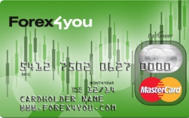 forex4you card